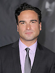 Johnny Galecki at The Regency Enterprises L.A. Premiere of In Time held at The Regency Village Theatre in Westwood, California on October 20,2011                                                                               © 2011 Hollywood Press Agency