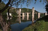 Europe/Europe/France/Midi-Pyrénées/46/Lot/Cahors: Le Pont Valentré