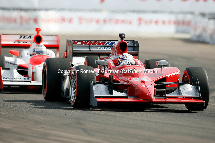 April 5, 2009: Rookie driver Robert Doornbos in the #06 car coming out off turn one during the IRL IndyCar Series Honda Grand Prix of St.Petersburg on the streets of St. Petersburg, Florida