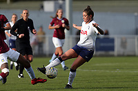 Wynne of Tottenham ladies during Tottenham Hotspur Ladies vs Aston Villa Ladies, FA Women's Championship Football at Theobalds Lane on 28th October 2018
