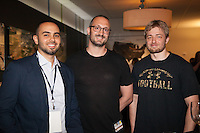 Michael Solomon, Jereme Corrado, Kevin Cook