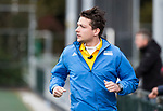 AMSTELVEEN - scheidsrechter Mark Becholz.  Hoofdklasse competitie dames, Hurley-HDM (2-0) . COPYRIGHT KOEN SUYK