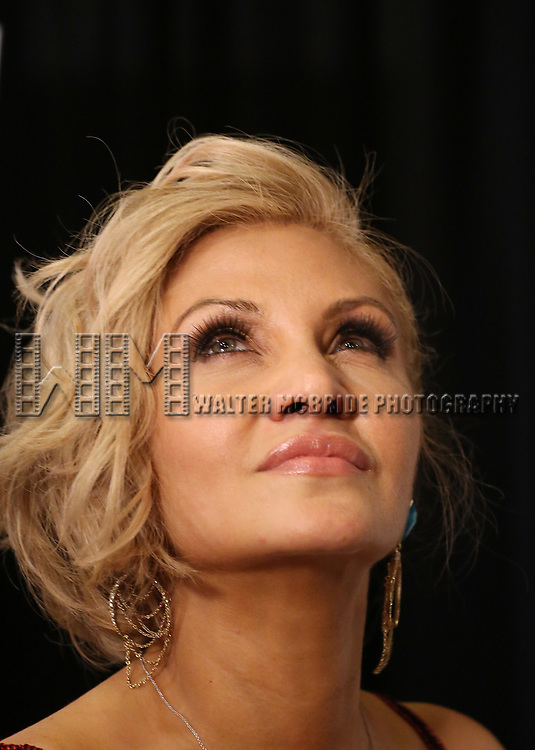 Orfeh attends the Broadway Opening Night After Party for 'Groundhog Day' at Gotham Hall on April 17, 2017 in New York City.