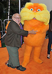 Dr. Seuss The Lorax Premiere