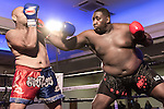 Kerone Davis vs Rick Browne - 3x2 Thai