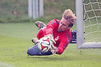 25.09.2014: Eintracht Frankfurt Training