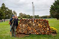 The CCI5*-L XC Walk. Les 5 Etoiles de Pau. Pyrenees Atlantiques. France. Thursday 24 October. Copyright Photo: Libby Law Photography