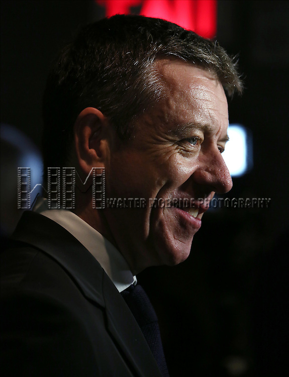 Playwright Peter Morgan attends the opening night after party for the Broadway Opening of 'The Audience' at Urbo NYC on March 8, 2015 in New York City.