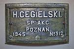 Kościerzyna, 2011-07-06. Stary wagon, Muzeum Kolejnictwa w Kościerzynie, dawny Skansen Parowozownia Kościerzyna