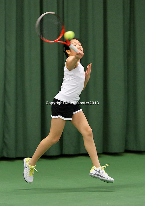 15-03-13, Rotterdam, Tennis, NOJK, Juniors 14-18 years,