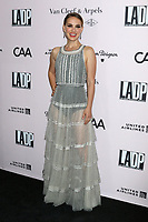 LOS ANGELES - OCT 3:  Natalie Portman at the L.A. Dance Project Annual Gala at the Hauser & Wirth on October 3, 2019 in Los Angeles, CA