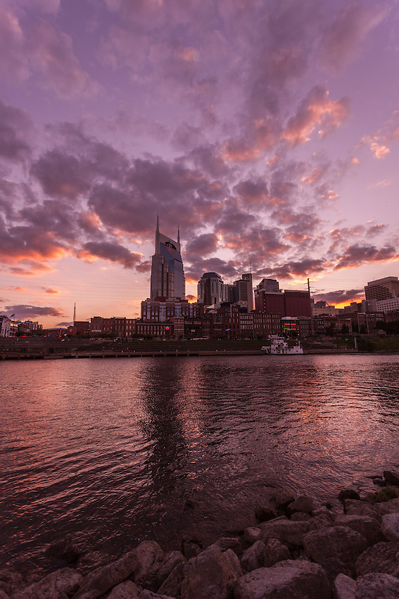 Purple Nashville