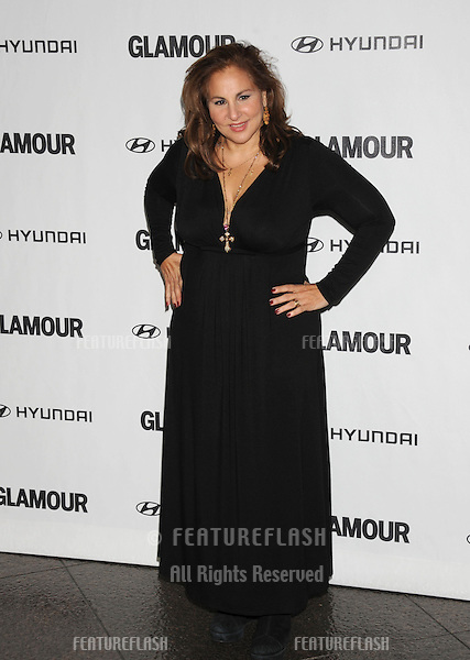 Kathy Najimy at the 2010 Glamour Reel Moments celebrating the directorial debuts of Jessica Biel, Eva Mendes and Rachel Weisz, at the Directors Guild of America..October 25, 2010  Los Angeles, CA.Picture: John Michaels / Featureflash