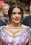 04.03.2018; Hollywood, USA: <br /> <br /> SALMA HAYEK<br /> attends the 90th Annual Academy Awards at the Dolby&reg; Theatre in Hollywood.<br /> Mandatory Photo Credit: &copy;AMPAS/Newspix International<br /> <br /> IMMEDIATE CONFIRMATION OF USAGE REQUIRED:<br /> Newspix International, 31 Chinnery Hill, Bishop's Stortford, ENGLAND CM23 3PS<br /> Tel:+441279 324672  ; Fax: +441279656877<br /> Mobile:  07775681153<br /> e-mail: info@newspixinternational.co.uk<br /> Usage Implies Acceptance of Our Terms &amp; Conditions<br /> Please refer to usage terms. All Fees Payable To Newspix International