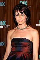January 11, 2010:  Katie Aselton arrives at the Fox All Star Party at the Villa Sorisso in Pasadena, California.Photo by Nina Prommer/Milestone Photo