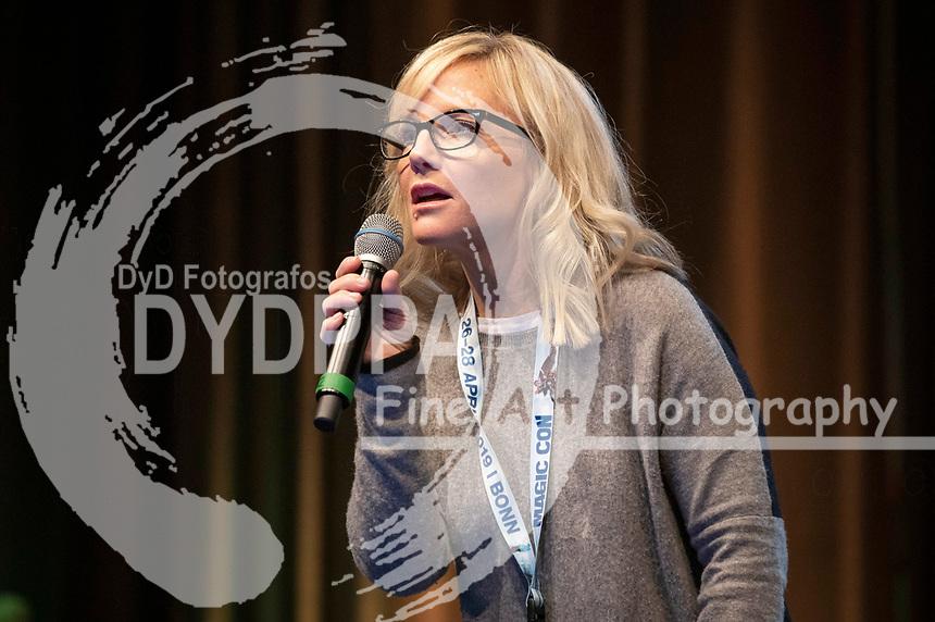 Rachael Harris auf der MagicCon 3 im Maritim Hotel. Bonn, 26.04.2019