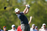 Eddie Pepperell (ENG) on the 5th tee during the 1st round at the PGA Championship 2019, Beth Page Black, New York, USA. 17/05/2019.<br /> Picture Fran Caffrey / Golffile.ie<br /> <br /> All photo usage must carry mandatory copyright credit (&copy; Golffile | Fran Caffrey)