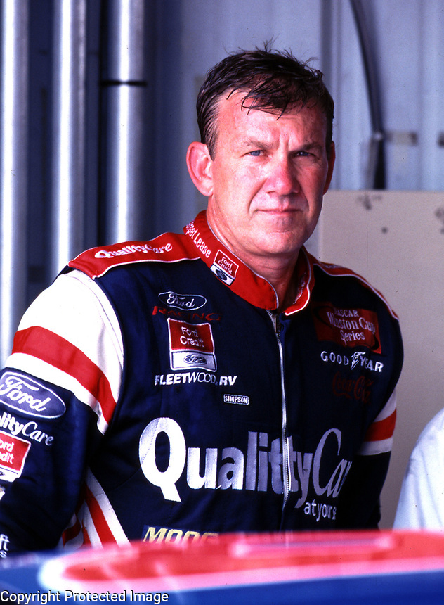 Dale Jarrett, Richmond, VA, Chevy Monte Carlo 400, September 2000. ( photo by Brian Cleary)