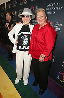 7 April 2019 - Los Angeles, California - Lily Tomlin, Lorri Jean. Grand Opening Of The Los Angeles LGBT Center's Anita May Rosenstein Campus  held at Anita May Rosenstein Campus. <br /> CAP/ADM/FS<br /> ©FS/ADM/Capital Pictures
