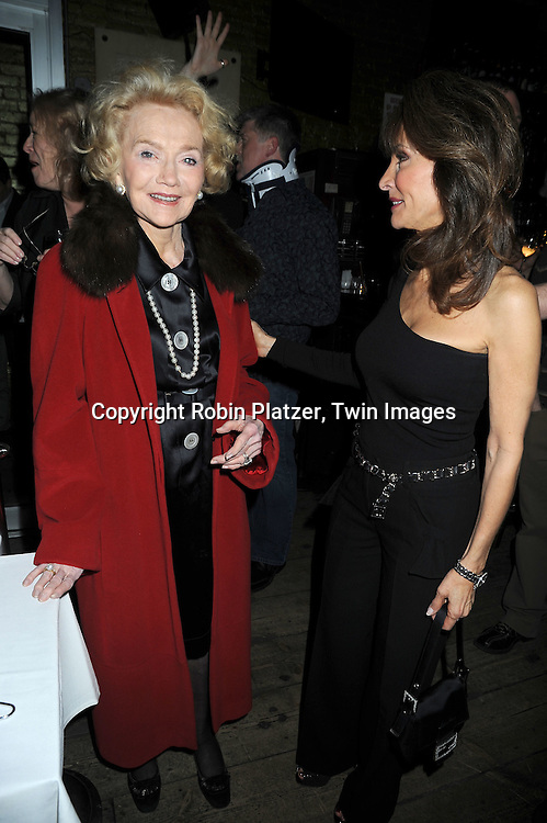 Agnes Nixon and Susan Lucci