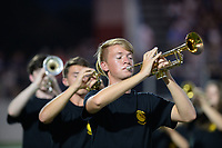 NWA Democrat-Gazette/ANDY SHUPE<br /> Farmington Prairie Grove Friday, Sept. 6, 2019, during the first half of play at Cardinal Stadium in Farmington. Visit nwadg.com/photos to see more photographs from the game.