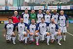 HKFC Chairman's Select vs KCC Veterans during the Masters of the HKFC Citi Soccer Sevens on 21 May 2016 in the Hong Kong Footbal Club, Hong Kong, China. Photo by Li Man Yuen / Power Sport Images