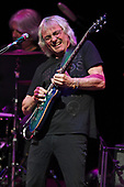 FORT LAUDERDALE FL - FEBRUARY 22: Tom Toomey of The Zombies performs at The Broward Center on February 22, 2019 in Fort Lauderdale, Florida. : Credit Larry Marano © 2019