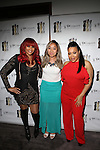 Grammy Award Winning Hip Hop Trio Salt-N-Pepa celebrate the kick off the I Love 90's in partnership with SX Liquors at The W New York in Times Square