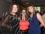 Edel McKeown, Kelly-Ann Russell and Gwen Lynch at St Olivers Community College class of 1996 reunion. Photo:Colin Bell/pressphotos.ie