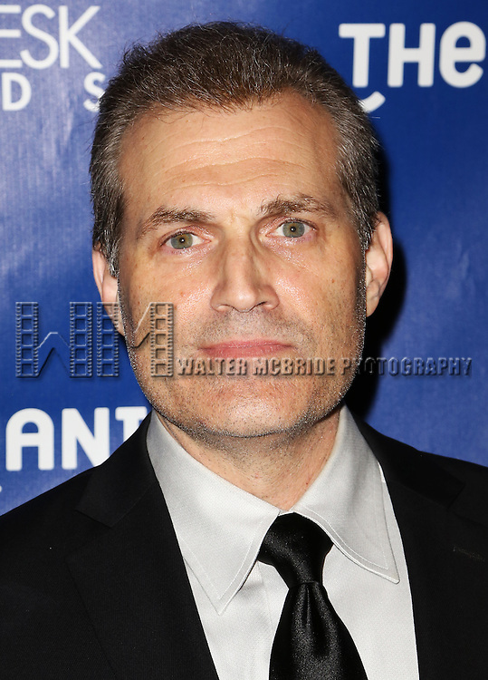 Marc Kudisch attends the 2015 Drama Desk Awards at Town Hall on May 31, 2015 in New York City.