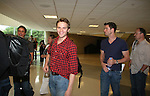 Actors - Van Hansis and Daniel Goddard arrive at Soapstar Spectacular presented by KDKA-TV stars Y&R, BB, GL and ATWT on June 13, 2010 at the Petersen Events Center, University of Pittsburgh, PA and benefited the Susan G. Komen for the Cure Pittsburgh Affiliate. (Photo by Sue Coflin/Max Photos)