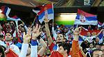 FUDBAL, NELSPRUIT, 23. Jun. 2010. - Navijaci Srbije. Utakmica 3. kola grupe D Svetskog prvenstva u fudbalu izmedju Srbije i Australije koja je odigrana na stadionu Mbombela u Nelspruitu. Foto: Nenad Negovanovic