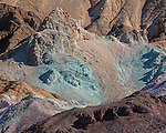 Artist Palette, Death Valley National Park, California
