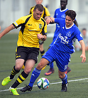 170417 Central League Football - Wellington Olympic v Team Taranaki