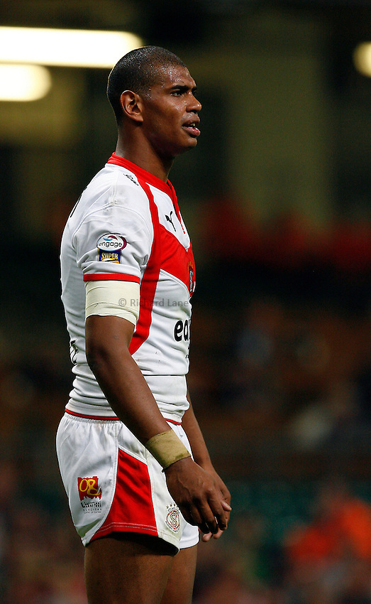 Photo: Richard Lane Photography..St Helens v Wigan Warriors. Engage Super League 2007. 05/05/2007..St Helens' Leon Pryce.