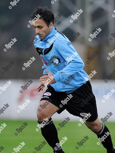 2011-07-20 / Voetbal / seizoen 2011-2012 / Vlimmeren Sport / Alain Mojtaba..Foto: mpics