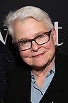 "Paula Vogel attends the Broadway Production of  ""Sweat"" at studio 54 Theatre on March 26, 2017 in New York City"