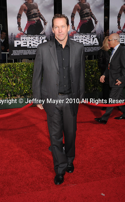 """HOLLYWOOD, CA. - May 17: D.B. Sweeney arrives at the """"Prince of Persia: The Sands of Time"""" Los Angeles Premiere held at Grauman's Chinese Theatre on May 17, 2010 in Hollywood, California."""