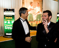 Will Chang, Ben Olsen. The 2010 US Soccer Foundation Gala was held at City Center in Washington, DC.