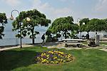 Il paesino di Feriolo sul lago maggiore