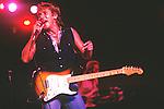 VVarious live photographs of the rocker John Caffery