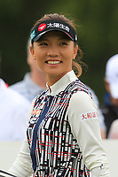 Teresa Lu (TPE) on the 2nd tee during Round 3 of the Ricoh Women's British Open at Royal Lytham &amp; St. Annes on Saturday 4th August 2018.<br /> Picture:  Thos Caffrey / Golffile<br /> <br /> All photo usage must carry mandatory copyright credit (&copy; Golffile | Thos Caffrey)