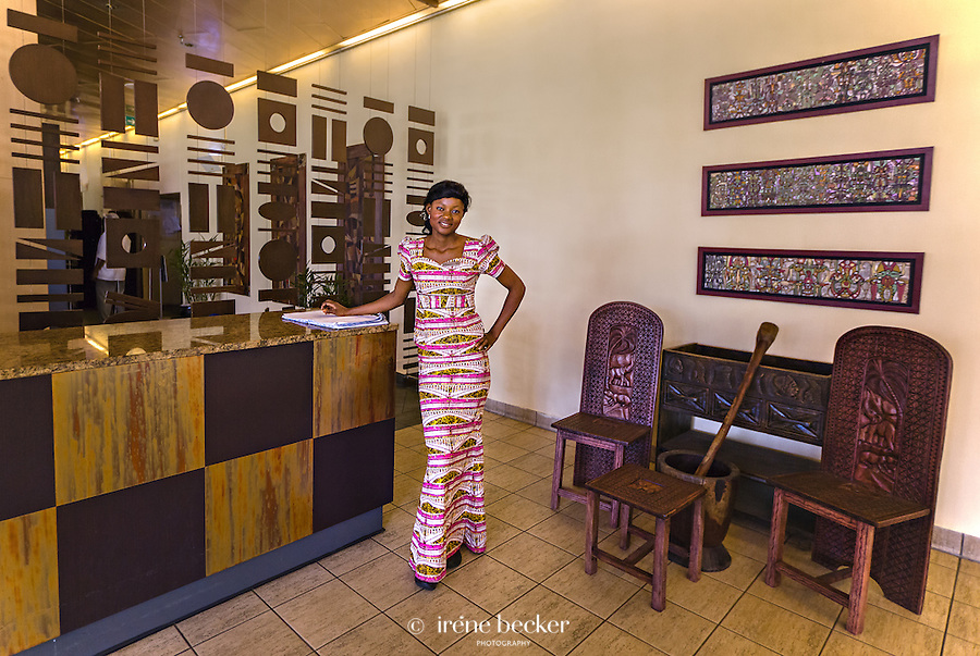 Transcorp Hilton Abuja, Bukka Restaurant