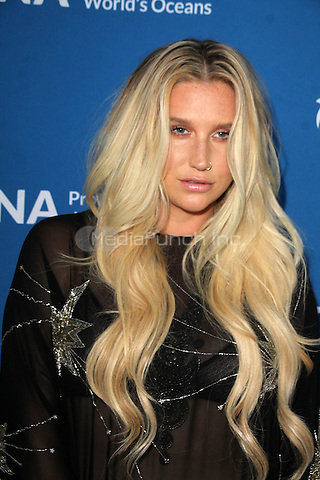 BEVERLY HILLS, CA - SEPTEMBER 28: Ke$ha at the Concert for Our Oceans hosted by Seth MacFarlane benefitting Oceana at the Wallis Annenberg Center for the Performing Arts on September 28, 2015. Credit: David Edwards/MediaPunch