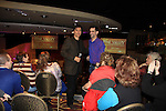 """- A Tribute to Pine Valley - All My Children's Vincent Irizarry """"David"""" on February 16, 2013 with fans for Q&A, autographs, photos at Foxwoods Resorts Casino in Mashantucket, CT and February 17, 2013 at Valley Forge Casino Resort in King of Prussia, PA. (Photo by Sue Coflin/Max Photos)"""
