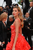 """CANNES, FRANCE. May 22, 2019: Alina Baikova at the gala premiere for """"Oh Mercy!"""" at the Festival de Cannes.<br /> Picture: Paul Smith / Featureflash"""