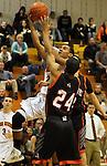 Washington at Roosevelt Boys Basketball