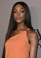 LOS ANGELES - OCTOBER 24:  Jourdan Dunn at the 2nd Annual InStyle Awards at The Getty Center on October 24, 2016 in Los Angeles, California.Credit: mpi991/MediaPunch
