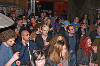 Audience Cocksure Dambusters gig Wagon n Horses Yard, 3rd Mar 2012 Digbeth, Birmingham