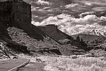 Back Road Utah